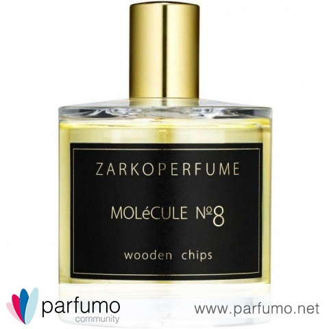 Molécule No. 8 - Wooden Chips by Zarkoperfume