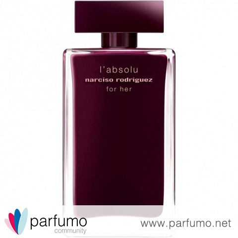 For Her L'Absolu by Narciso Rodriguez