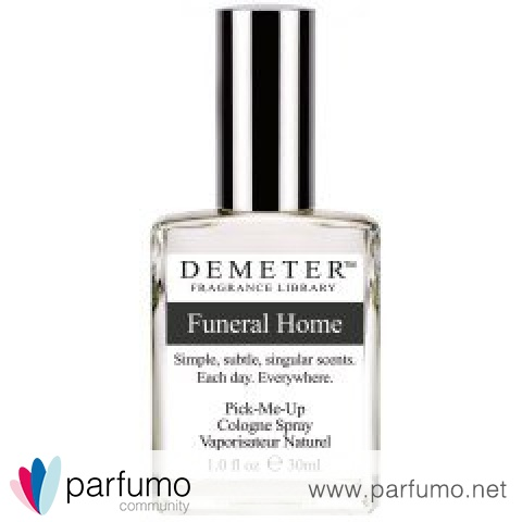 Funeral Home by Demeter Fragrance Library / The Library Of Fragrance