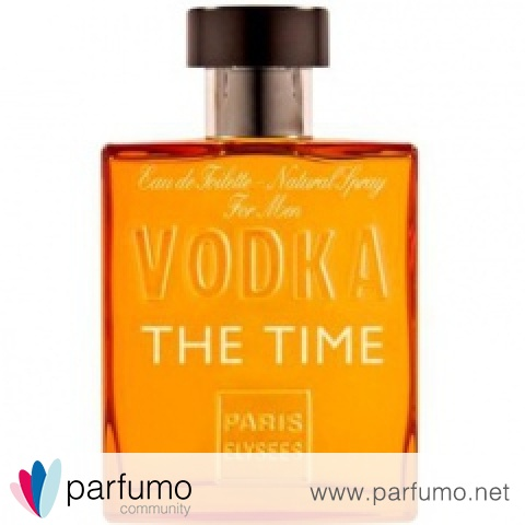 Vodka The Time von Paris Elysees / Le Parfum by PE