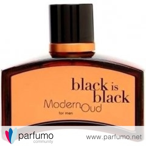 Black is Black Modern Oud by Nu Parfums