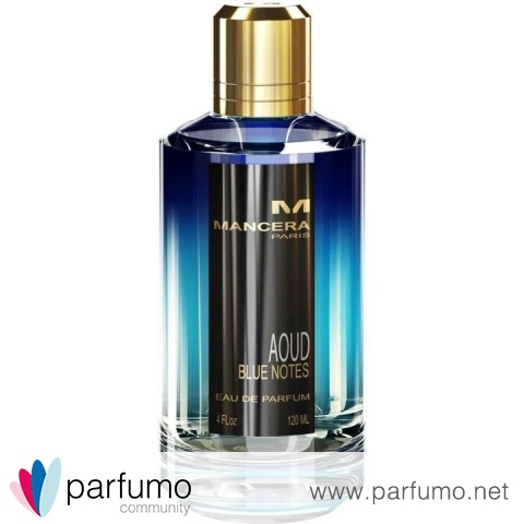 Aoud Blue Notes by Mancera