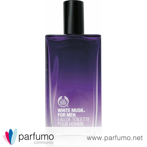 White Musk for Men by The Body Shop