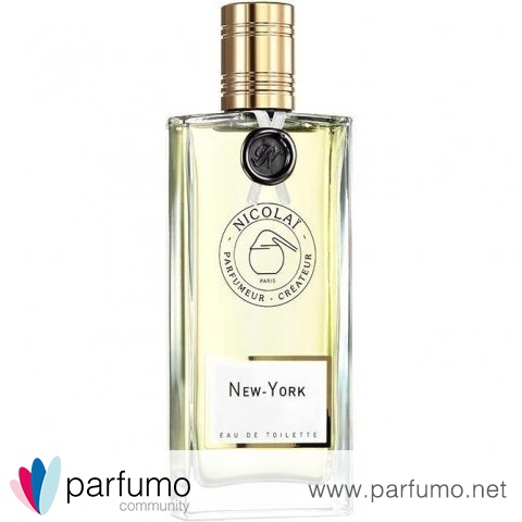 New-York by Parfums de Nicolaï