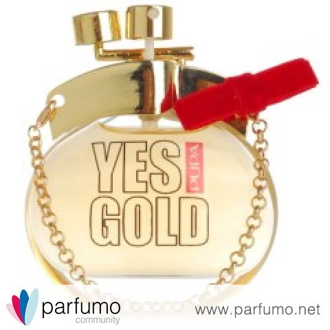 Yes Gold by Pupa