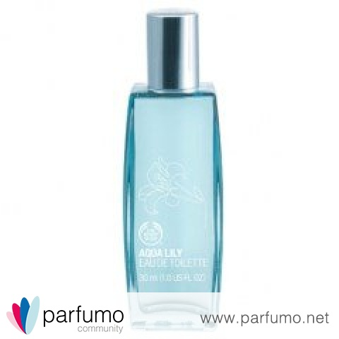 Aqua Lily by The Body Shop