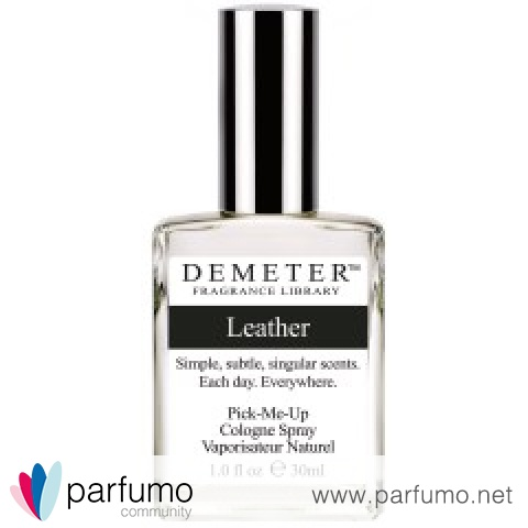 Leather by Demeter Fragrance Library / The Library Of Fragrance