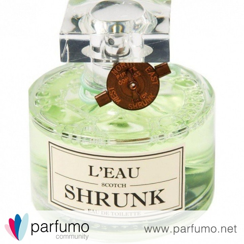 L'Eau Scotch Shrunk by Scotch & Soda
