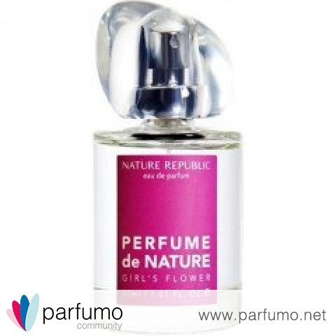 Perfume de Nature - Girl's Flower by Nature Republic