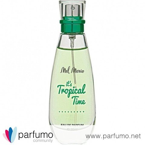 It's Tropical Time von Mel Merio