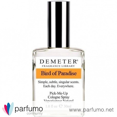 Bird of Paradise by Demeter Fragrance Library / The Library Of Fragrance