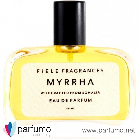 Myrrha von Fiele Fragrances