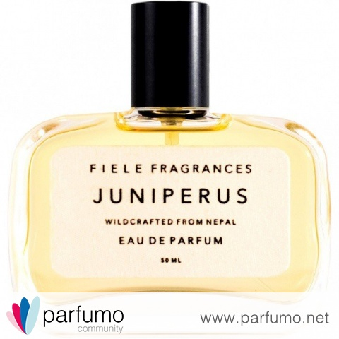 Juniperus von Fiele Fragrances