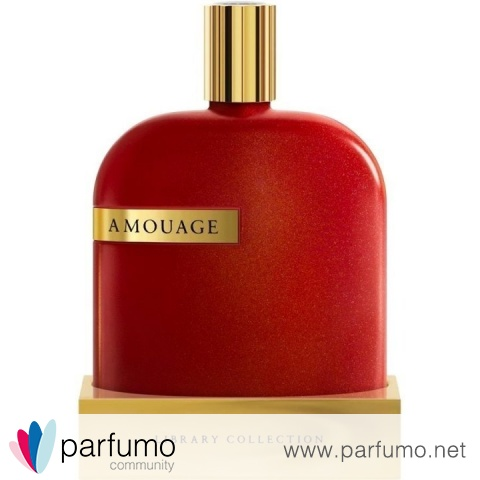 Library Collection - Opus IX by Amouage