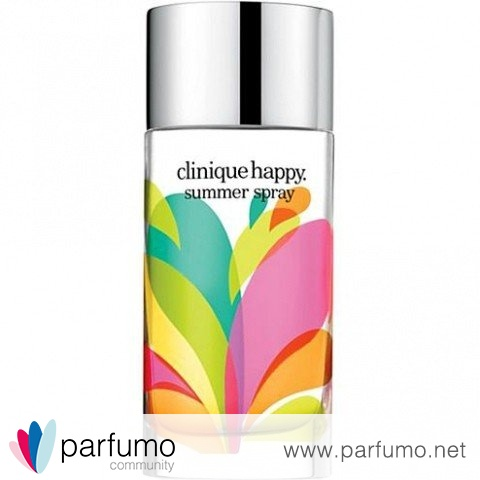 Happy Summer Spray 2014 by Clinique