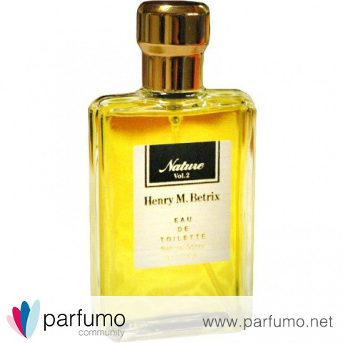 Nature Vol. 2 (Eau de Toilette) by Henry M. Betrix