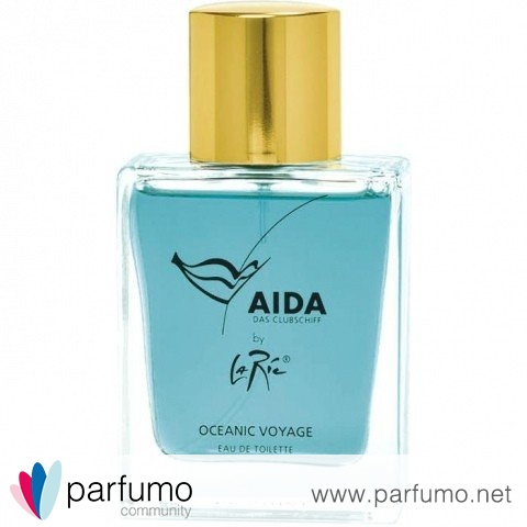 Oceanic Voyage by Aida