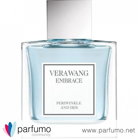 Embrace - Periwinkle and Iris von Vera Wang