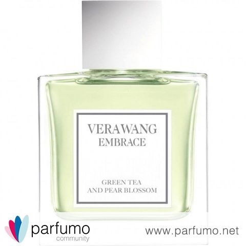 Embrace - Green Tea and Pear Blossom (Eau de Toilette) von Vera Wang