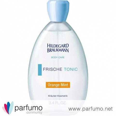 Frische Tonic - Orange Mint von Hildegard Braukmann