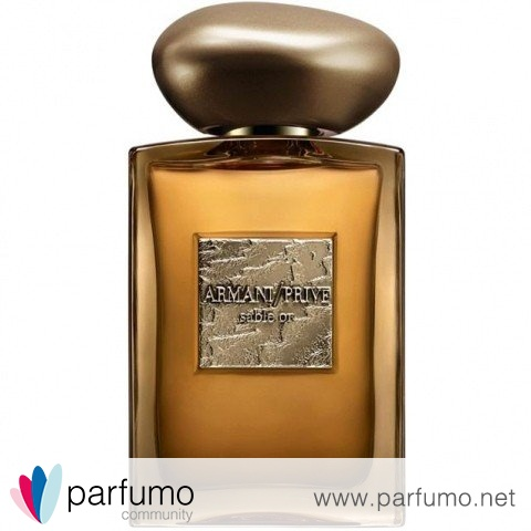 Armani Privé - Sable Or by Giorgio Armani