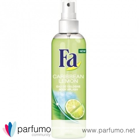 Fa Body Splash - Caribbean Lemon von Fa