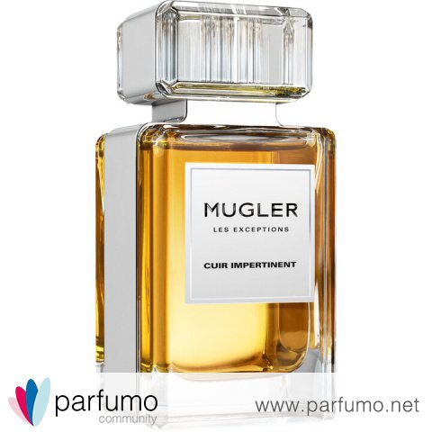 Les Exceptions - Cuir Impertinent by Mugler