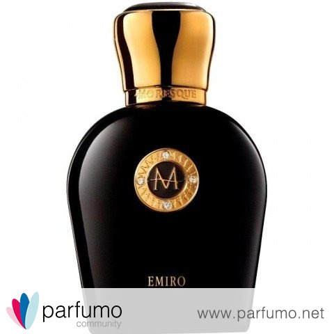 Black Collection - Emiro by Moresque