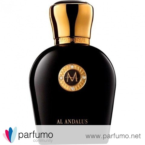 Black Collection -  Al-Andalus (Eau de Parfum) von Moresque