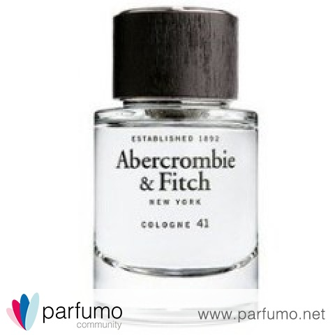 Cologne 41 by Abercrombie & Fitch