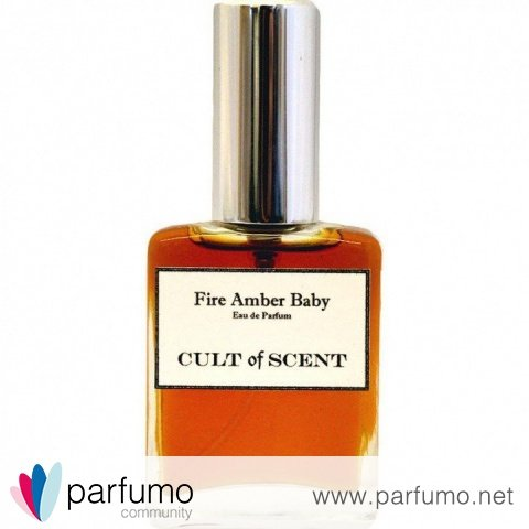 Fire Amber Baby by Cult of Scent