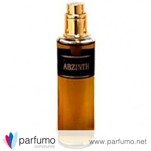 Abzinthe by Meshaz Natural Perfumes