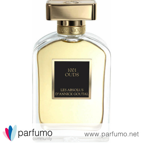 Les Absolus d'Annick Goutal - 1001 Ouds by Goutal