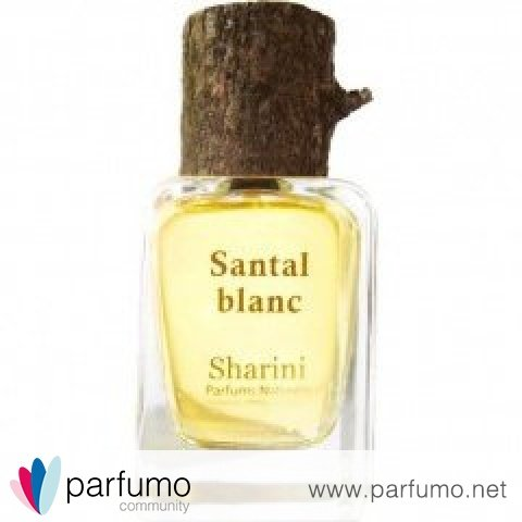 Santal Blanc by Sharini Parfums Naturels