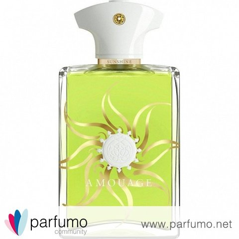 Sunshine Man von Amouage