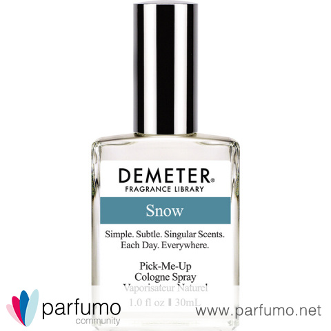 Snow by Demeter Fragrance Library / The Library Of Fragrance