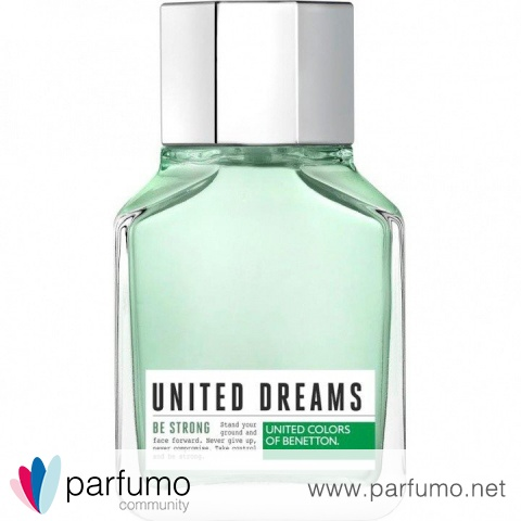 United Dreams - Be Strong by Benetton