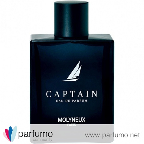 Captain (2015) by Molyneux