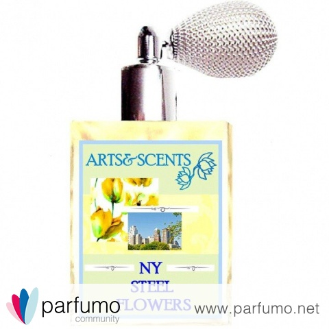 NY Steel Flowers by Arts&Scents