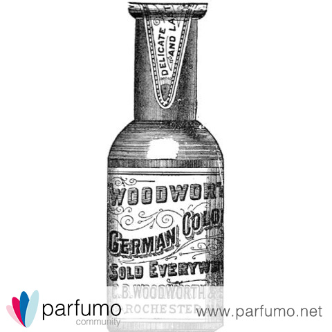 German Cologne by C. B. Woodworth & Sons Co.