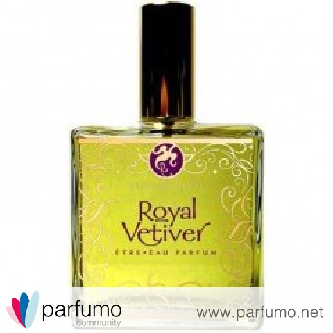 Royal Vetiver by Senteurs de Fée