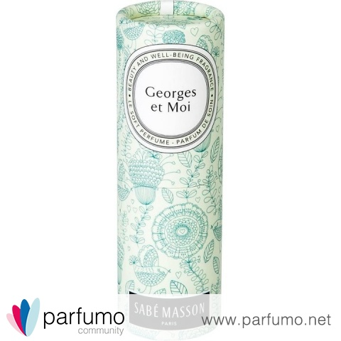 Georges et Moi (Solid Perfume) by Sabé Masson / Le Soft Perfume