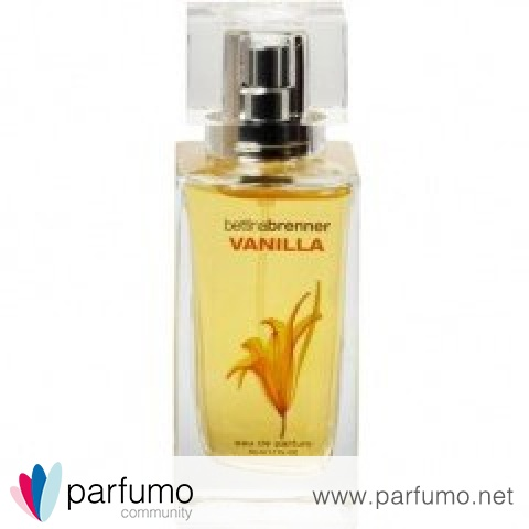 Eau de Vanilla by Bettina Brenner