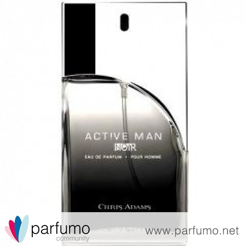 Active Man Noir von Chris Adams