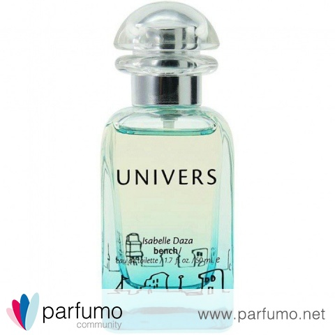 Univers by Isabelle Daza von Bench/
