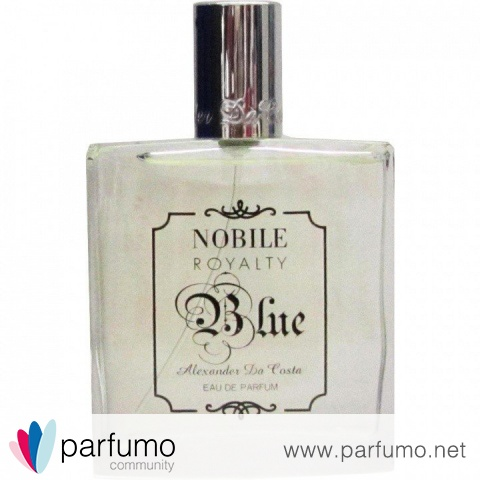 Nobile Royalty Blue by Alexander Da Costa