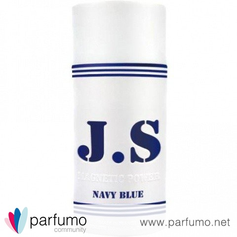 J.S Magnetic Power Navy Blue by Jeanne Arthes