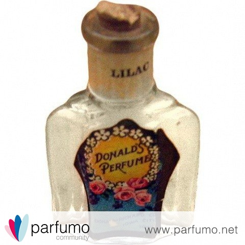Donald's Perfume - Lilac von Donald-Richard Co.