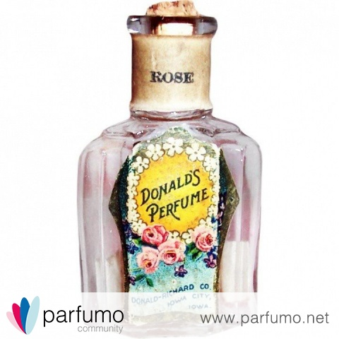 Donald's Perfume - Rose von Donald-Richard Co.