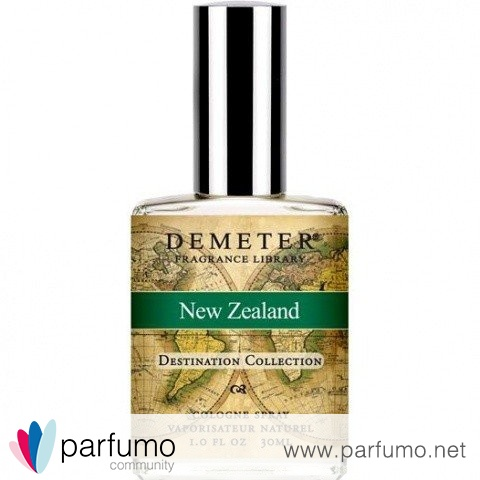 Destination Collection - New Zealand by Demeter Fragrance Library / The Library Of Fragrance
